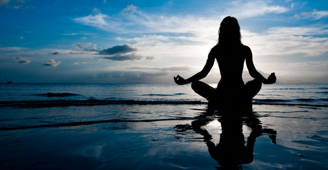 meditate-girl