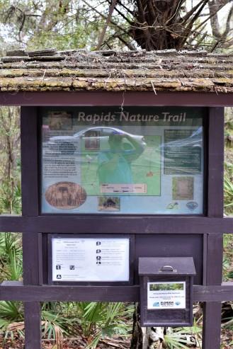 Rapids Nature Trailhead